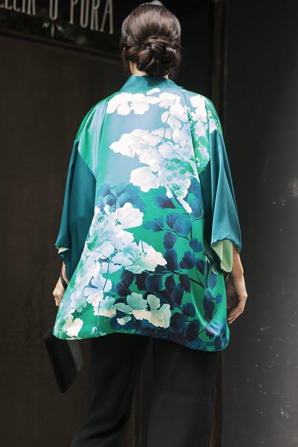 kimonos para bodas y kimonos cortos mujer estilo vestido